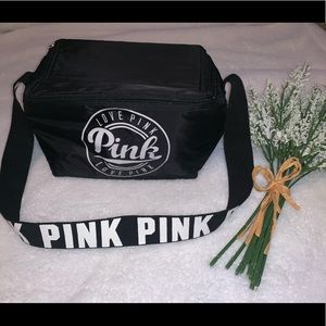 Pink Victoria's Secret Lunch Box